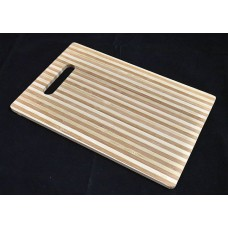 Bambusz vágódeszka 28*18 cm