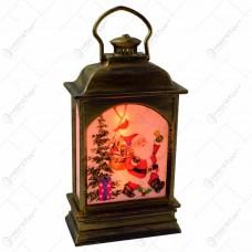Ünnepi lámpás Karácsony 4 féle