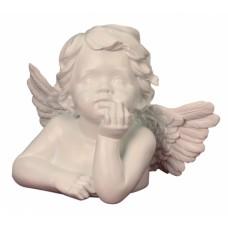 Angyal fejszobor 22*30 cm