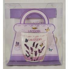 Bögre díszdobozban Lavender Provence 200 ml