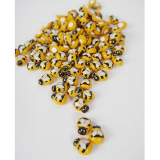 Méhecske öntapadós fa dekor