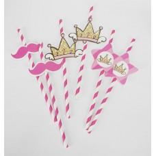 Szívószál - Princess
