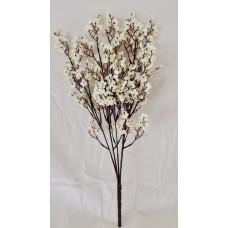 Júdásfa virágos ág 57 cm 3 szín