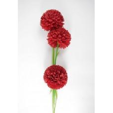 Krizantém óriás 3 virággal