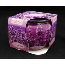 Illatgyertya poharas - Lavender Fields