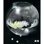 Üvegváza Gömb  20 cm
