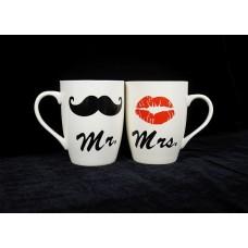 Bögre szett pároknak Mr - Mrs