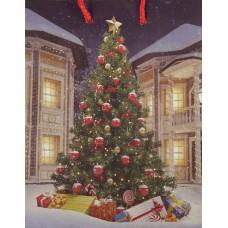 Dísztasak Karácsony éj