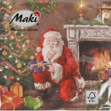 Szalvéta Karácsony figurás 20 darab