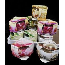 Poharas illatgyertya Wellness illatválogatás