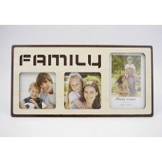 Képkeret - Family 3 db-os
