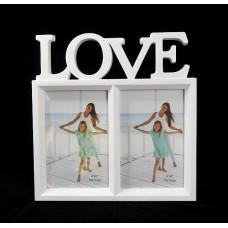 Képkeret Love I 2 db-os