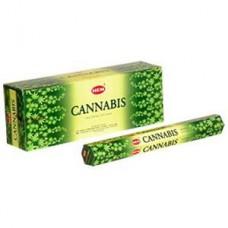 Füstölő pálca HEM (hexa) 20 db - Cannabis