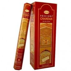 Füstölő pálca HEM (hexa) 20 db - Precious Chandan ( Szantálfa )