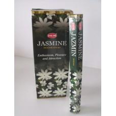Füstölő pálca HEM (hexa) 20 db-Jasmine (Jázmin)