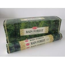 Füstölő pálca HEM (hexa) 20 db - Rain Forest / Esőerdő /