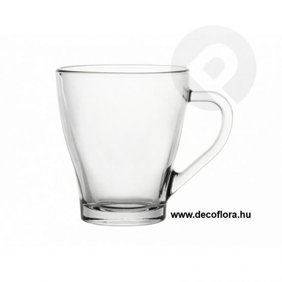 Üvegbögre Hugo 360 ml