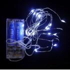 Led fényfűzér 20 darabos