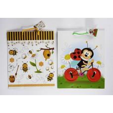 Dísztasak Katica / Méhecske L méret