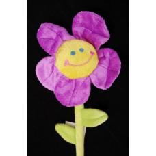 Plüss virág 42 cm