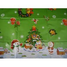Karácsonyi PVC terítő többféle