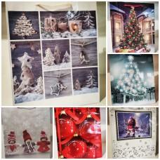 Dísztasak Karácsonyi meglepetés 6 féle