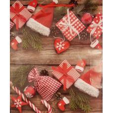 Dísztasak Karácsony XL 6 féle