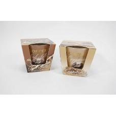 Poharas illatos gyertya Coffee and spices 2 féle 115 g