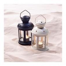 Fém-üveg lámpás Polimondo Rivoli 21 cm