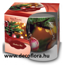 Illatgyertya poharas - Christmas Time